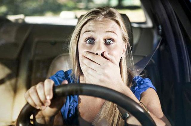 Neden Araba Kullanmaktan Korkuyorum